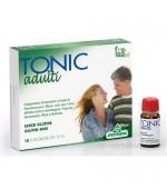 TONIC ADULTI – Valido prodotto capace di apportare energia ed allontanare ansia, stress e stanchezza - 10 flaconcini da 10 ml