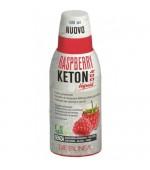 RASPBERRY KETON 400–Bevanda snellente con Lampone ketone, riduce gli attacchi di fame e drena i liquidi in eccesso-500 ml