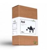 ACAI FRUTTO - Polpa di Acai sotto forma di piccoli cubetti. Prodotto naturale ricco di vitamine e sali minerali - 200 gr