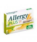 ALLERGY PLUS - rimedio di emergenza per le allergie. Dona benessere alle prime vie respiratorie - 30 capsule