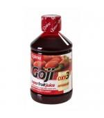 GOJI SUPER FRUIT JUICE – Bevanda ricca di sostanze antiossidanti per il benessere dell'intero organismo – 500 ml