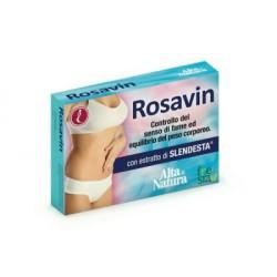 ROSAVIN – Prodotto ideale per controllare il senso di fame, perdere peso e riacquistare la linea perfetta -  30 compresse