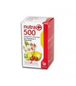 NUTRA C 500 - Efficace antistaminico e antinfiammatorio naturale. Rinforza i vasi sanguigni- 60 compresse