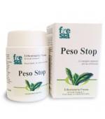 PESO STOP - Riduce l'assunzione di calorie e l'assorbimento di grassi e carboidrati coadiuvando il controllo del peso corporeo - 80 tavolette