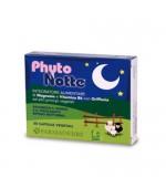 PHYTO NOTTE - Favorisce il sonno allontanando ansia e stress. Riporta il buonumore - 30 capsule