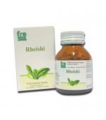 RHEISHI  (Ganoderma lucidum) – Fungo dell'immortalità in grado di apportare benessere all'organismo – 60 capsule