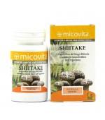 SHIITAKE - valido antinfiammatorio, rinforza il sistema immunitario e abbassa il colesterolo. Protegge il fegato.- 60 capsule