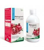 SUCCO PURO DI MELAGRANA FONTE DI SELENIO – Il tuo salvavita naturale contro invecchiamento e colesterolo – 500 ml