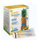 SUPER ANANAS SLIM – Il giusto supporto per ritrovare il peso forma e contrastare la ritenzione idrica – 25 bustine da 10 ml