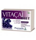 VITACAI DIET - Stimola il metabolismo, drena i liquidi in eccesso e contrasta i temuti radicali liberi - 45 compresse.