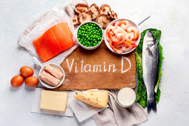 Basta una vitamina per superare indenne il cambio stagione